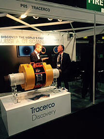 Discovery in Aberdeen at Deep Offshore Technology 2014