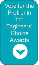 vOTE FOR THE pROFILER IN THE eNGINEERS cHOICE aWARDS