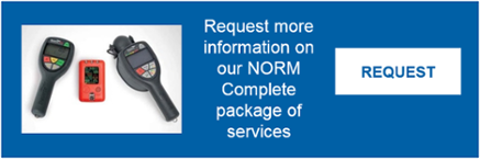 Request more information on our NORM Complete service